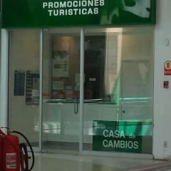 Casa de Cambios - Mall Plaza Tobalaba en Santiago