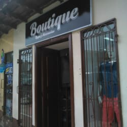 Boutique Ropa y Accesorios en Bogotá