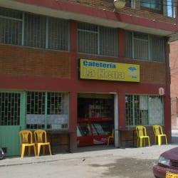 Cafetería La Nena en Bogotá