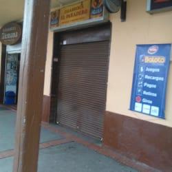 Cafetería y Cigarrería El Paradero  en Bogotá