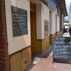 Capuchino & Chocolate  en Bogotá