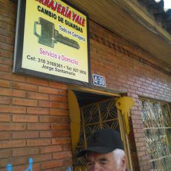 Cerrajería Yale en Bogotá