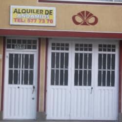 Alquiler de Andamios Carrera 88A  en Bogotá