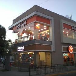 Popeye's - Puente Alto en Santiago