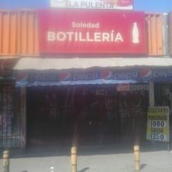 Botillería Soledad en Santiago