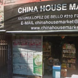 China House Market en Santiago