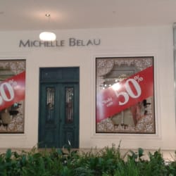Michelle Belau - Mall Plaza Egaña en Santiago