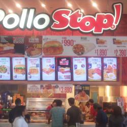 Pollo Stop - Mall plaza Egaña en Santiago