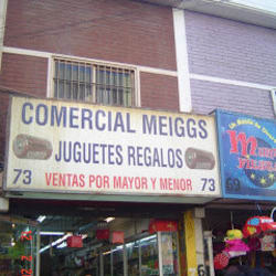 Comercial Meiggs en Santiago