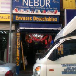 Comercial Nebur - Meiggs en Santiago