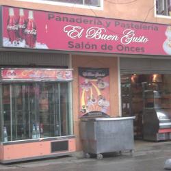 Panadería El Buen Gusto Calle 60A Sur en Bogotá