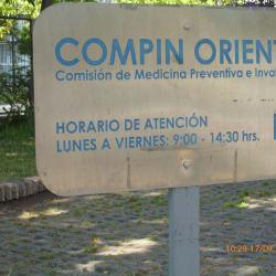 Compin Oriente - Antonio Varas en Santiago
