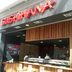 Sushihana  - Costanera Center en Santiago