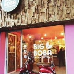 Big Boba Bubble Tea Shop en Santiago