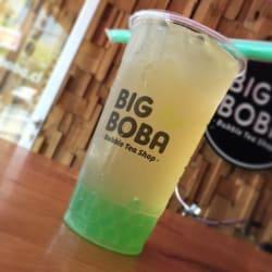 Big Boba Bubble Tea Shop en Santiago