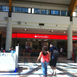Banco Santander - Mall Florida Center  en Santiago