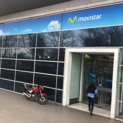 Movistar en Santiago
