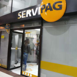 Servipag - Plaza Lyon en Santiago
