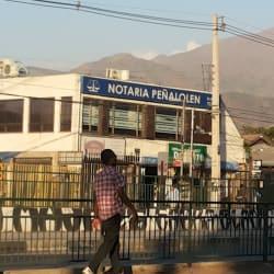 Notaría Peñalolén en Santiago