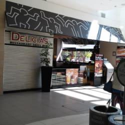 Delicias - Plaza Tobalaba en Santiago
