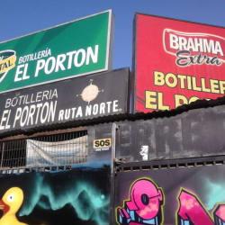 Botillería El Portón en Santiago