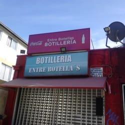 Botillería Entre Botellas en Santiago