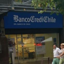 Cajero Automático Credichile - Santiago en Santiago