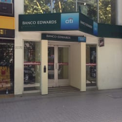 Cajero Banco Edwards City - Providencia en Santiago