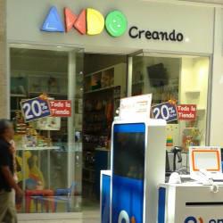 Ando Creando - Plaza Vespucio en Santiago