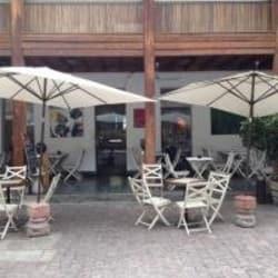 Café del Museo en Santiago
