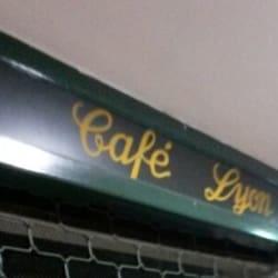 Café Lyon en Santiago