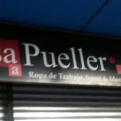 Casa Pueller en Santiago