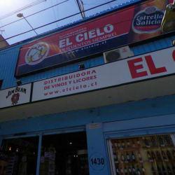 Botillería y Distribuidora El Cielo - San Diego en Santiago