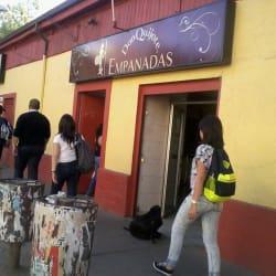 Don Quijote Empanadas - San Bernardo en Santiago
