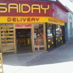 Sushi Saidai en Santiago