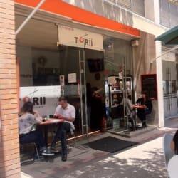 Sushi Torii en Santiago