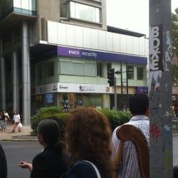 Banco Security . Providencia / Ricardo Lyon en Santiago