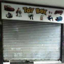 Tienda De Juguetes De Colección Toy Box en Santiago