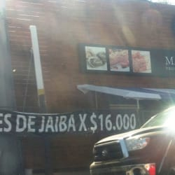 Maribérico - Av. Ossa en Santiago