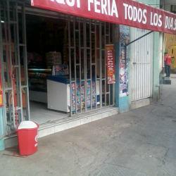 Aquí Feria Todos Los Días en Santiago