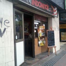 Resto Bar Indomito's en Santiago