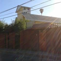 Templo Evangélico Pentecostal en Santiago