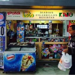 Tabaquería Y Juegos De Azar en Santiago