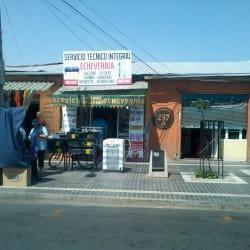 Servicio Técnico Echeverría en Santiago