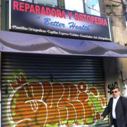 Reparadora y Ortopedia Better Health en Santiago