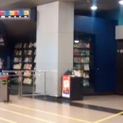 Bibliometro - Metro Plaza Maipú en Santiago