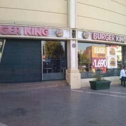Burger King en Santiago