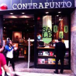 Librería Contrapunto - Mall Parque Arauco en Santiago