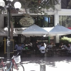 The Coffee Factory en Santiago