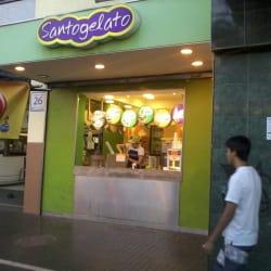 Santogelato en Santiago